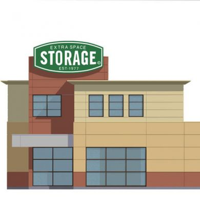 Extra Space Storage - King City